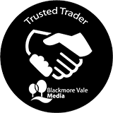 Blackmore Vale Media Trusted Trader Logo